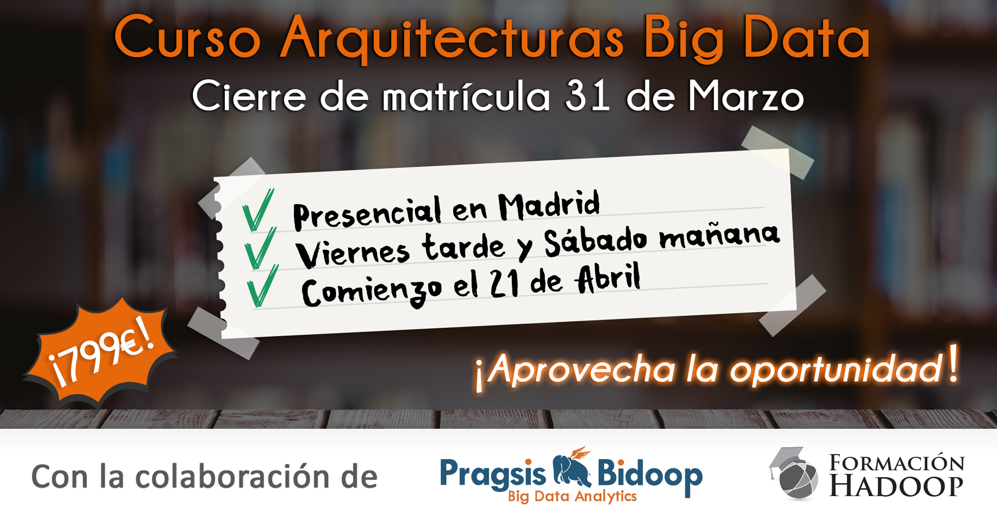 Curso Arquitecturas Big Data
