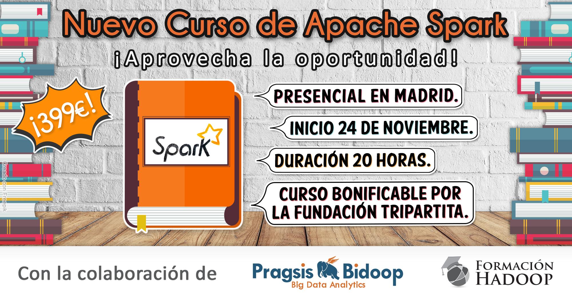 Curso Apache Spark Madrid